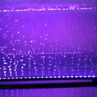 Colorful Changing LED Air Bubble Light Underwater Submersible Aquarium Fish Tank