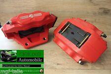 MG MGF & TF Brake Caliper AP 4 Piston with Brake Pads Genuine MG