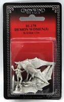 Ral Partha 01-178 Demon Women (Monsters) Winged Female Devils Succubus Demons