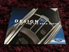 Ford Design Concept Car Brochure 2005 - Reflex, F-250, Shelby GT500, Edge