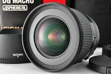 Top Mint in Box Sigma 28mm F1.8 EX DG ASPHERICAL MACRO for Canon JAPAN #BK21
