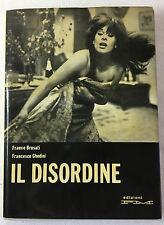 1962 Franco Brusati, Francesco Ghedini - IL DISORDINE