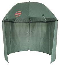 Carp Fishing Camping 2.2M Top Tilt Umbrella Brolly Shelter Zipped Side FU-018