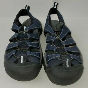KEEN Mens Newport H2 Sandals/ Water Shoes Size 9.5 Machine Washable Shoes