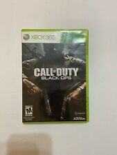 Call of Duty Black Ops 1 Xbox 360  FAST SHIPPING