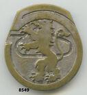 Insigne cavalerie , 5 Rgt. de Chasseurs d'Afrique , ( estempé )