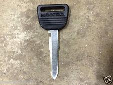 Genuine OEM Honda 84-87 Civic CRX 82-89 Accord 83-91 Prelude Key Blank