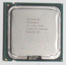 Intel Pentium 4 631 SL96L 3,0GHz / 2MB / 800MHz