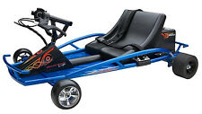 NEW Razor Ground Force Drifter Electric Go-Kart Cart Ride On with 12V Batteries
