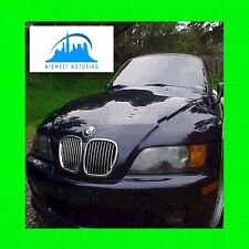 1996-2003 BMW Z3 CHROME GRILLE TRIM 96 97 98 99 00 01 02 03