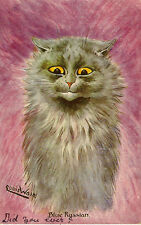 LOUIS WAIN : Blue Russian - FAULKNER