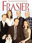 Fraiser TV show,season 5 DVD,pre owned,watched once