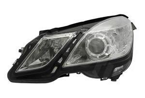 Mercedes Benz E-Class W212 2009-2013 Halogen Headlight Front Lamp LEFT TYC LHD