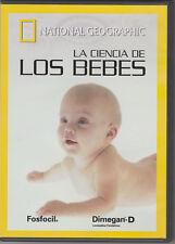National Geographic: La Ciencia de Los Bebes (DVD) - Fosfocil/ Dimegan-D Promo
