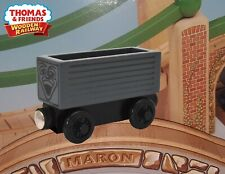 THOMAS & FRIENDS WOODEN RAILWAY ~ TROUBLESOME TRUCK ~ NEW IN BOX 1998 BROWN HTF!
