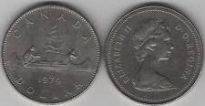 1979 Canada One Dollar Coin. NICE GRADE UNC.