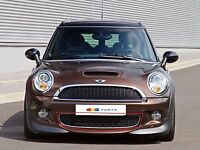 MINI NEW GENUINE COOPER S R55 R56 R57 FRONT BUMPER LOWER GRILL BLACK SPORT AERO