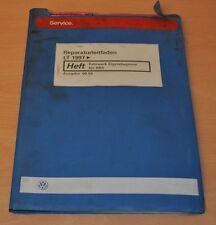 VW LT 1997 Fahrwerk ABS Elektrik Werkstatthandbuch Reparaturleitfaden