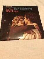 Tony Mansell Singers - Hits From Burt Bacharach With Love -Vinyl Record LP Album