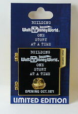 Disney Florida Project Building One Story at a Time Haunted Mansion LE Pin
