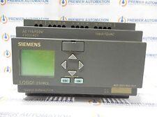6ED1 053-1FB00-0BA1 /S C_L7195722. PLC LOGO! 230RCL Logic Module Controller 10AM
