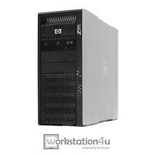 HP Z800 Workstation 2x Intel Xeon X5670 24GB RAM NVIDIA Quadro 600 256GB SSD W7