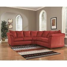 Red Sectional Sofas for sale | eBay