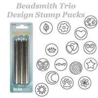 Beadsmith Doppel Metall Loch Stanze Zur Auswahl 1.5mm+2mm,1.6mm+2.4mm,3.2mm+4mm
