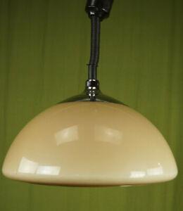 Vintage Ceiling Light Ball Lamp Space Age Hanging Lamp 70er 2