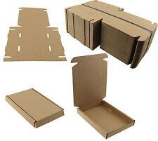 SAMPLE: 1 x C6 A6 BOX SHIPPING MAIL POSTAL PIP LARGE LETTER: 16cm x 12cm x 2.2cm