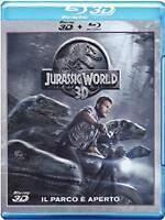 JURASSIC WORLD  3D   BLU-RAY 3D+BLU-RAY    AZIONE