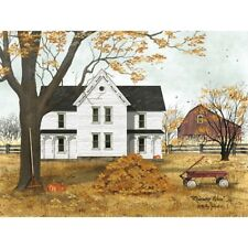 Billy Jacobs Remember When Fall Leaves  Art Print 16 x 12