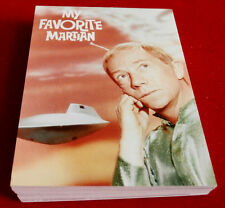 MY FAVORITE MARTIAN - COMPLETE BASE SET of 36 CARDS - Unstoppable