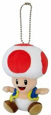 Little Buddy Toys Toad Plush Key Chain