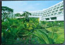 Ansichtskarte des Hilton International Hotels  Nai Lert Park in Bangkok.