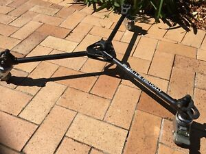 Miller 391 LW Dolly for 75mm Toggle Tripod