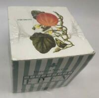 """""""Botanical Vegetables"""" Note Cube From Colored Lithographs Louis Van Houtte USA"""