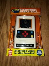 2014 Mattel Electronic Basketball Handheld Game Release of Classic FREE SHIP