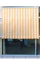 G. DEL RE Tenda da sole con rullo Avvolgibile esterno Beige a righe cm 240x300