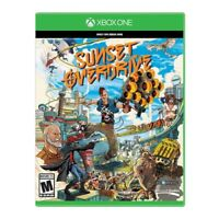 SUNSET OVERDRIVE for XBOX ONE *** FREE SHIPPING ***