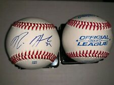 Nick Howard Virginia signed autographed baseball Cincinnati Reds prospect UVA