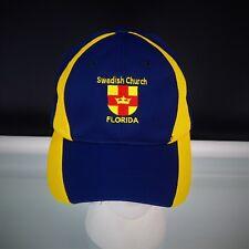 Swedish Church Florida Baseball Hat Cap b0ca464f66ae