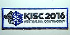 2016 Kandersteg International Scout Centre: Australian Contingent Badge w. Koala