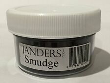 Smudge - A Crazy Mess in a Jar! This fine black powder spreads easily & is messy