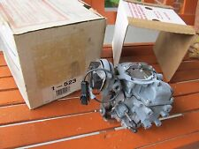 NOS TOMCO Reman Carburetor 1983 1984 Ford Mercury 2.3L Mustang Fairmont Zephyr