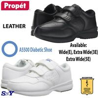 PROPET A5500 Diabetic Orthopedic Shoe Memory Foam Insole Medicare HCPCS Approved