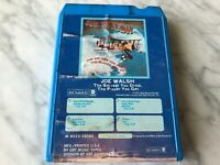 Joe Walsh The Smoker You Drink The Player You Get 8-Track Tape Dunhill EAGLES