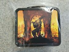 DOOM ETERNAL TIN LUNCH BOX GAMESTOP PROMOTION (2020) PLAYSTATION 4 XBOX