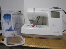 Bernette Deco 340 Bernina Electronic Embroidery Machine Swiss Made.EX Condition