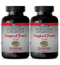 Tongkat Ali Extract Indonesia - Eurycoma Longifolia Longjack 2275 - Better Sex 2